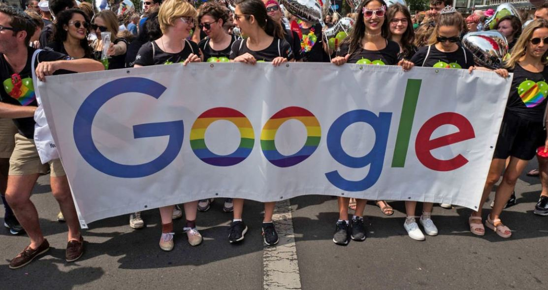 Google Under Following Accusations Of LGBTQI Discrimination