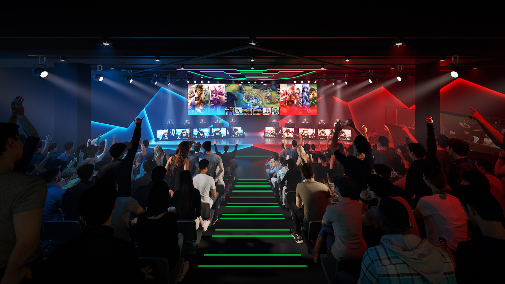 Fortress_Melbourne_Esports_Arena-Stand copy