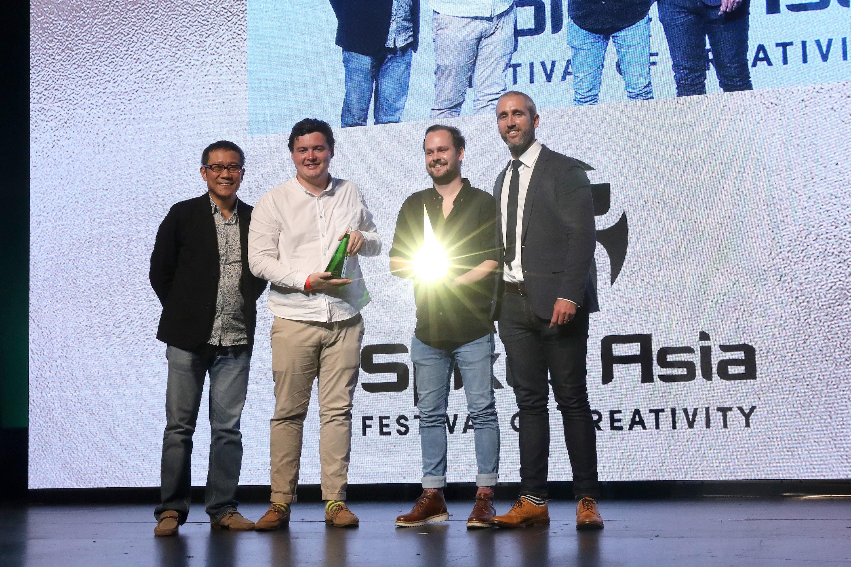 Australia Win Seven Grand Prix Awards At Spikes Asia