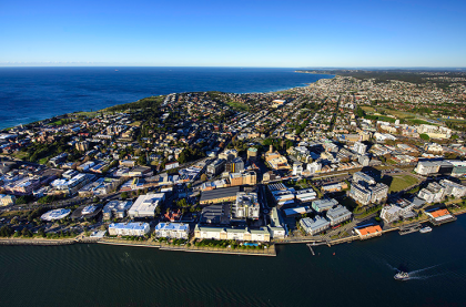 Regional towns like Newcastle will be a focus for the ABC.