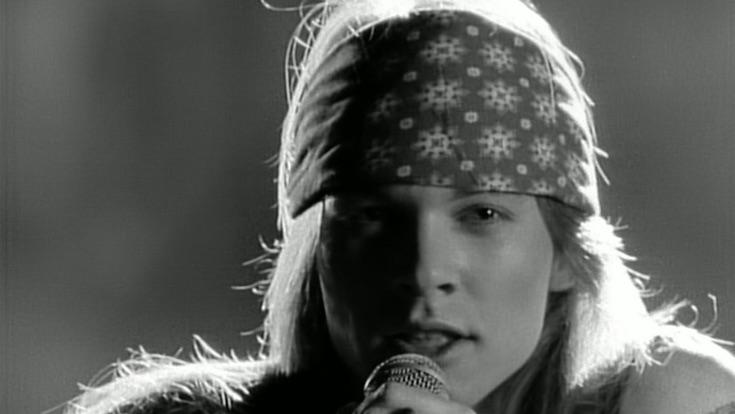 'Sweet Child O' Mine' Joins YouTube's Billion Views Club
