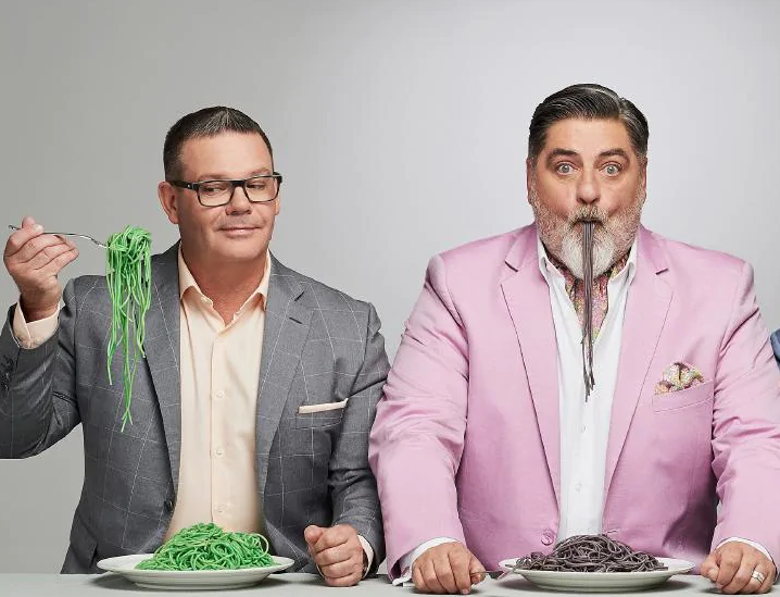 Are Matt And Gary Headed To MKR? As George, Manu & Pete Appear On The Outs