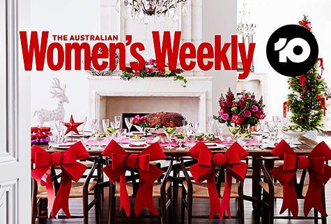 Christmas With The Australian Women's Weekly Comes To 10