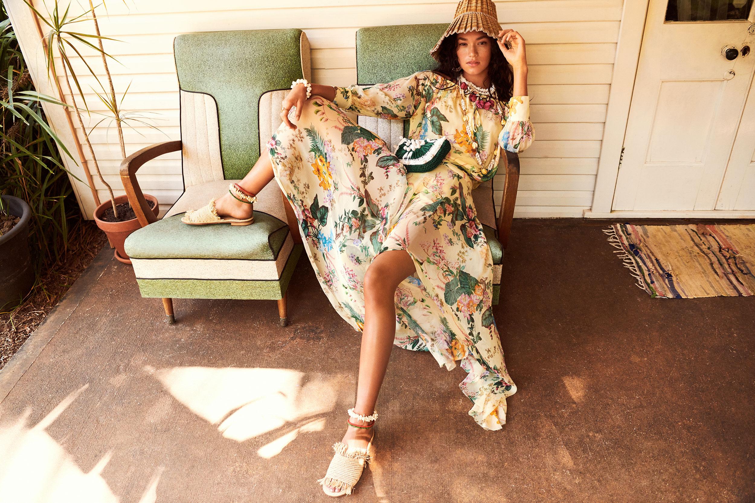 Iconic Aussie Fashion Brand Tigerlily Unveils Brand Relaunch Via