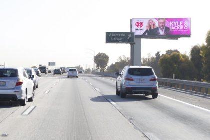 Kyle & Jackie O SHow - LA billboards 2