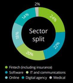 sector split deloitte