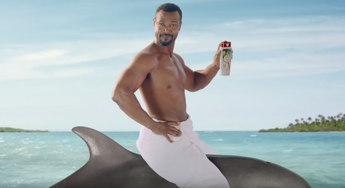 "The ""Horse"" Returns! Old Spice Resurrects Isiah Mustafa In Hilarious Next-Gen Ads"