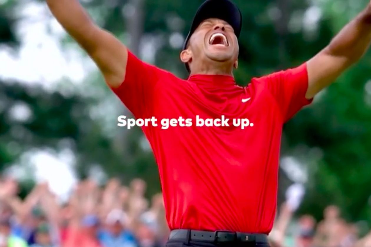 Sky Sport Releases Touching 'Sport Gets Back Up' Campaign To Commemorate  The Return Of Live Sport - B&T