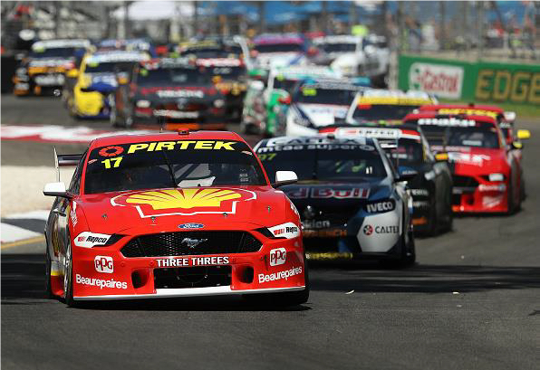 Seven In Pole Position To Land V8 Supercars Broadcast Rights B T