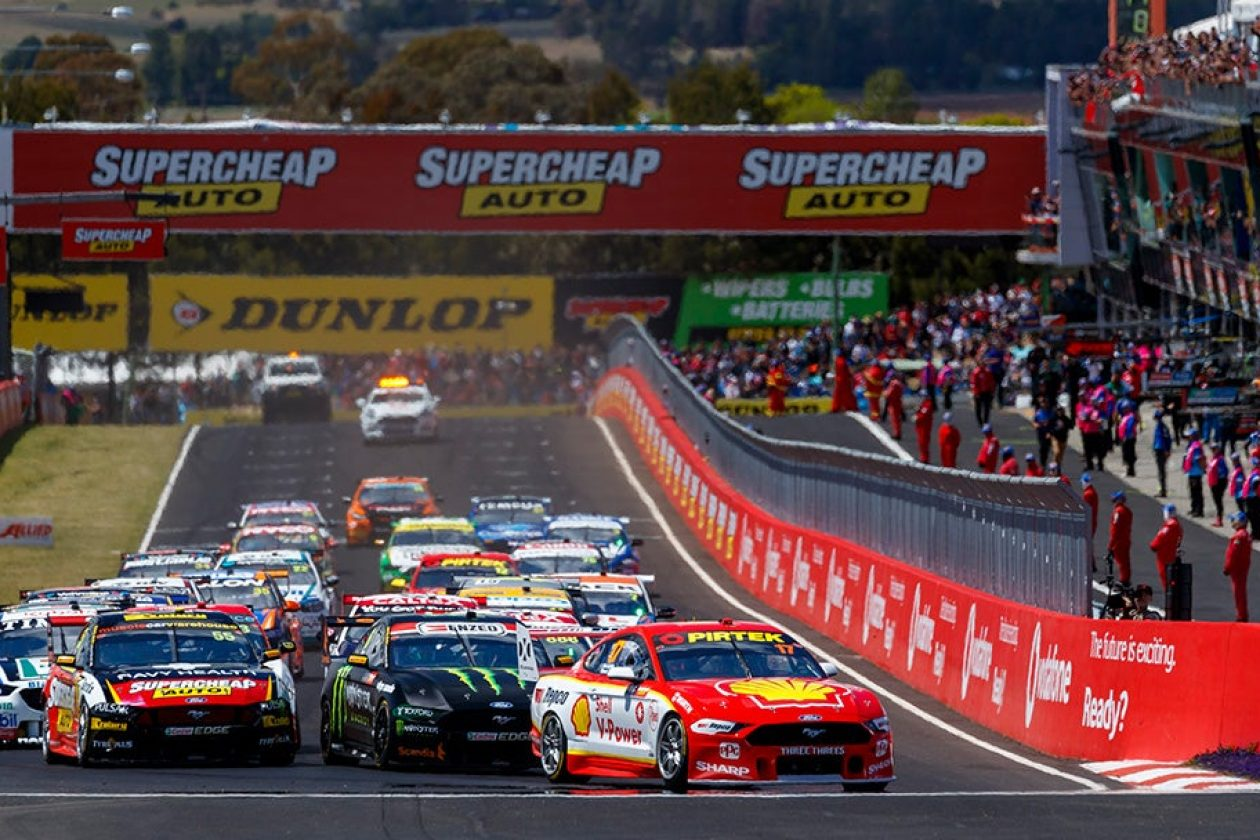 Network 10 Pulls The Plug On V8 Supercars As Seven Firms To Snare The Rights B T