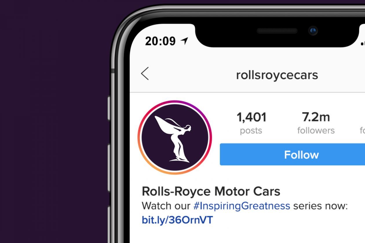 Rolls Royce Updates Its Logo For A Younger Digital Savvy Crowd B T