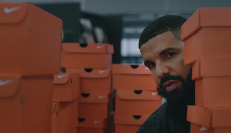 Drake S New Music Video Is Basically One Long Nike Commercial B T