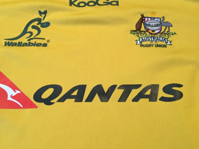 Qantas Calls It Quits With The Wallabies In Major 20 Million Sponsorship Review B T