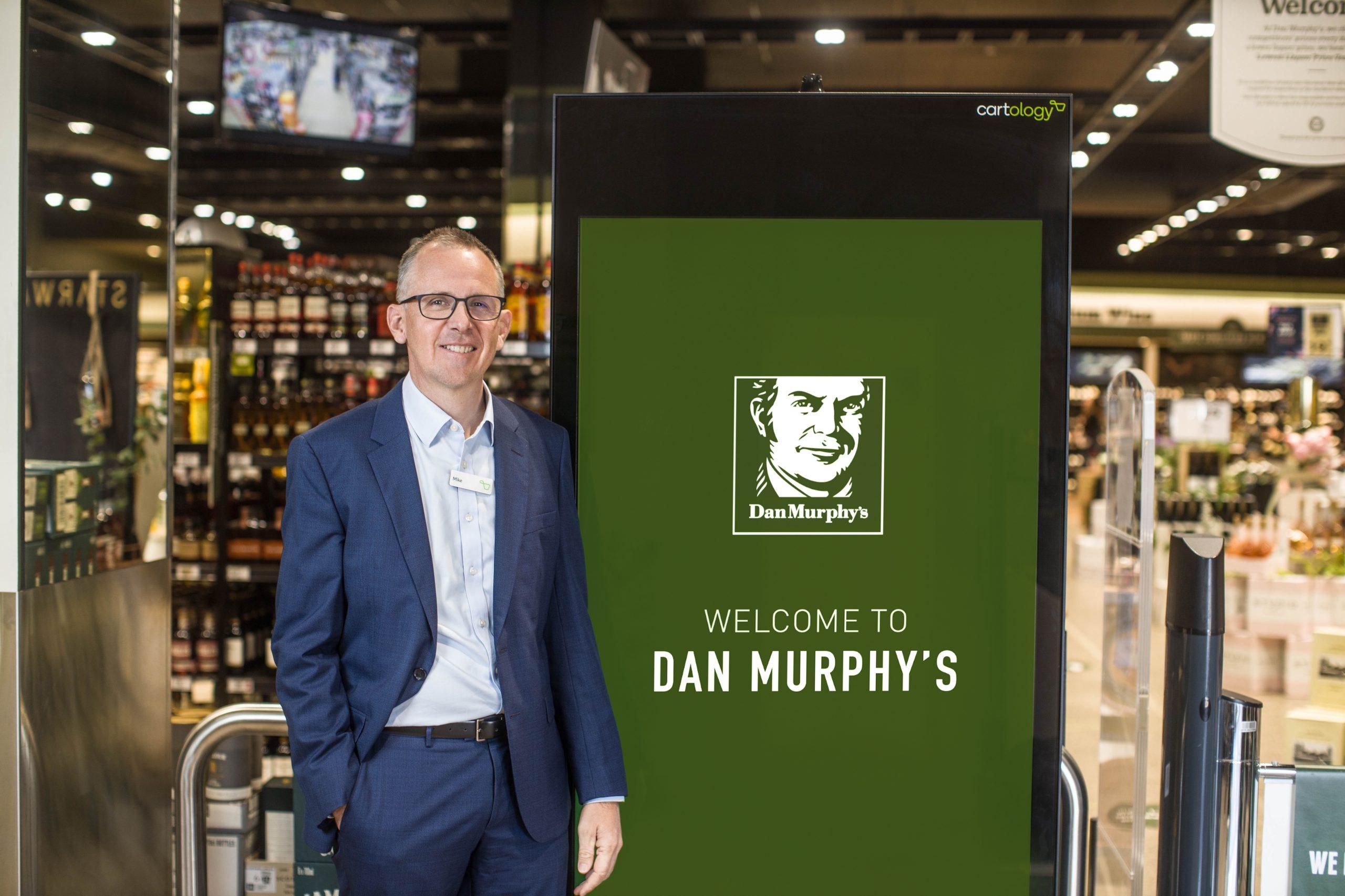Woolworths' Cartology Brings New Digital Screens To Dan Murphy's Stores