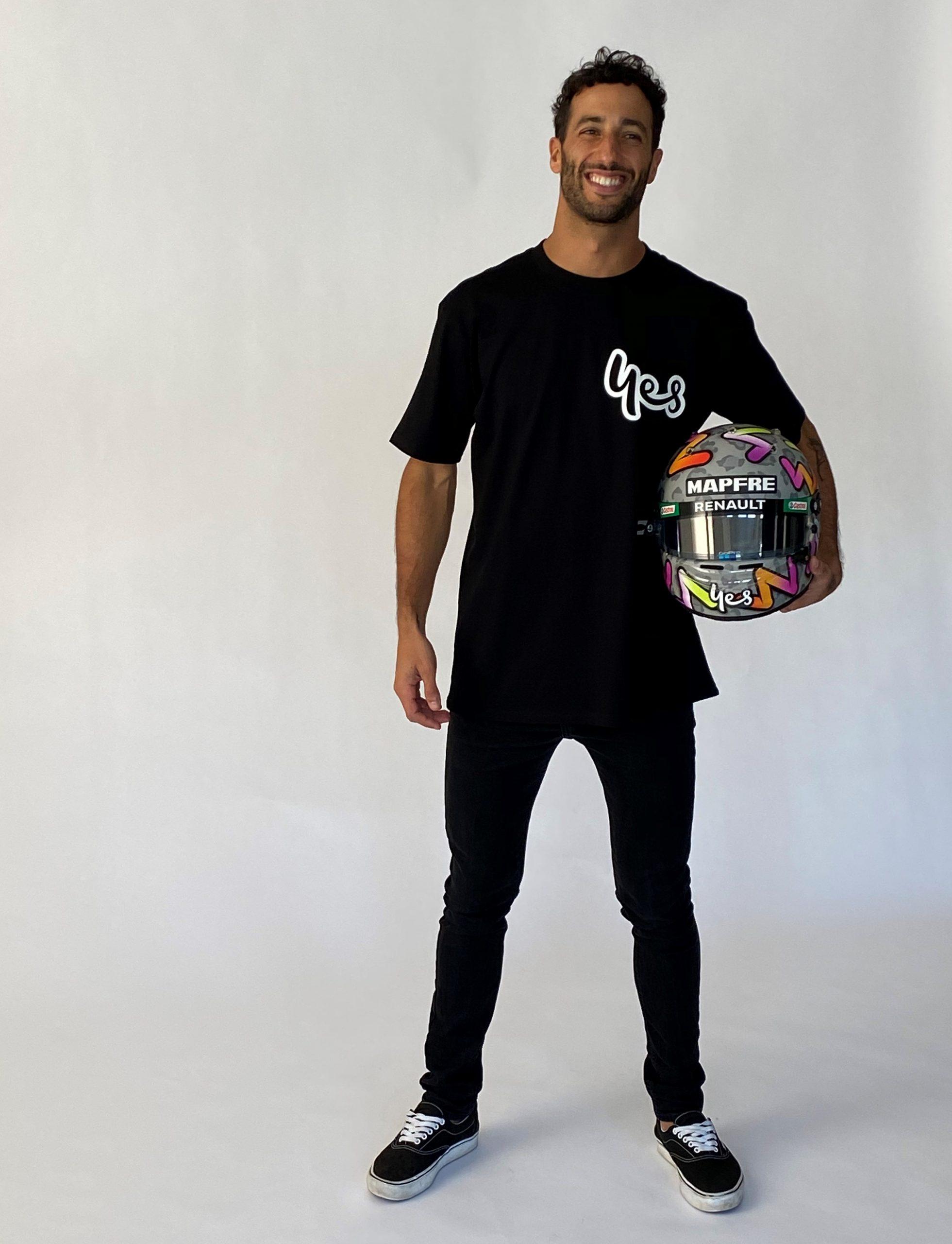 Australian Formula 1 Sensation Daniel Ricciardo Joins Optus In Fresh Partnership