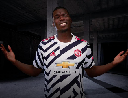 What In The Sh T Is That Manchester United S Zebra Jersey Causes Backlash B T