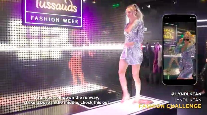 Madame Tussauds Launches Sydney TikTok Challenge