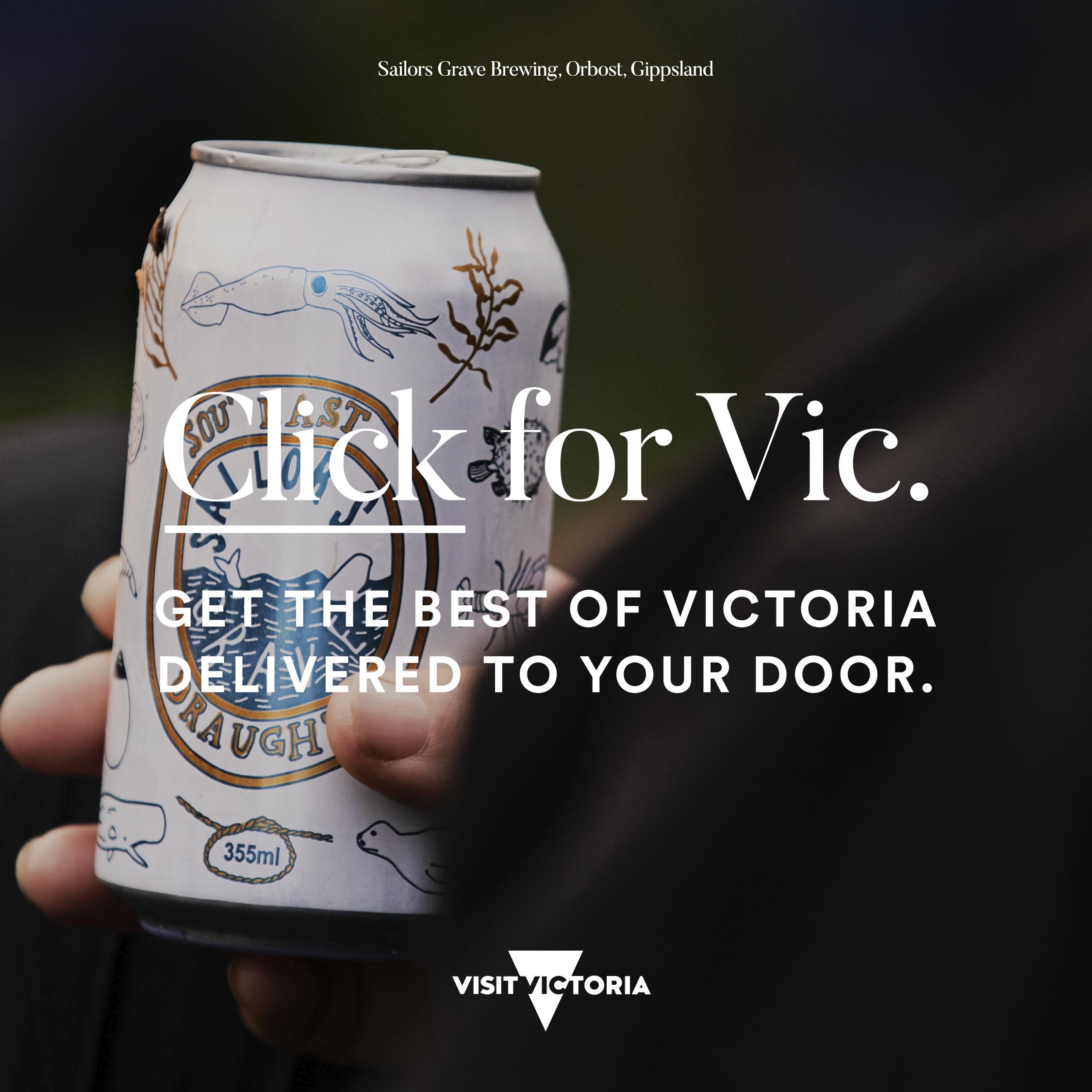 "Visit Victoria Launches ""Click For Vic"" Via SIRAP"