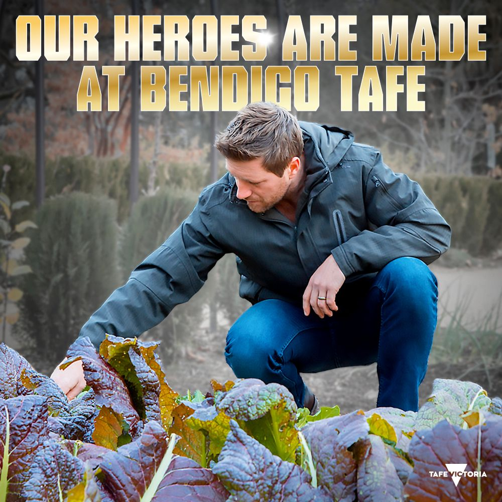 Bendigo TAFE And Kangan Institute Launch Latest Advertising Campaign – Our Heroes