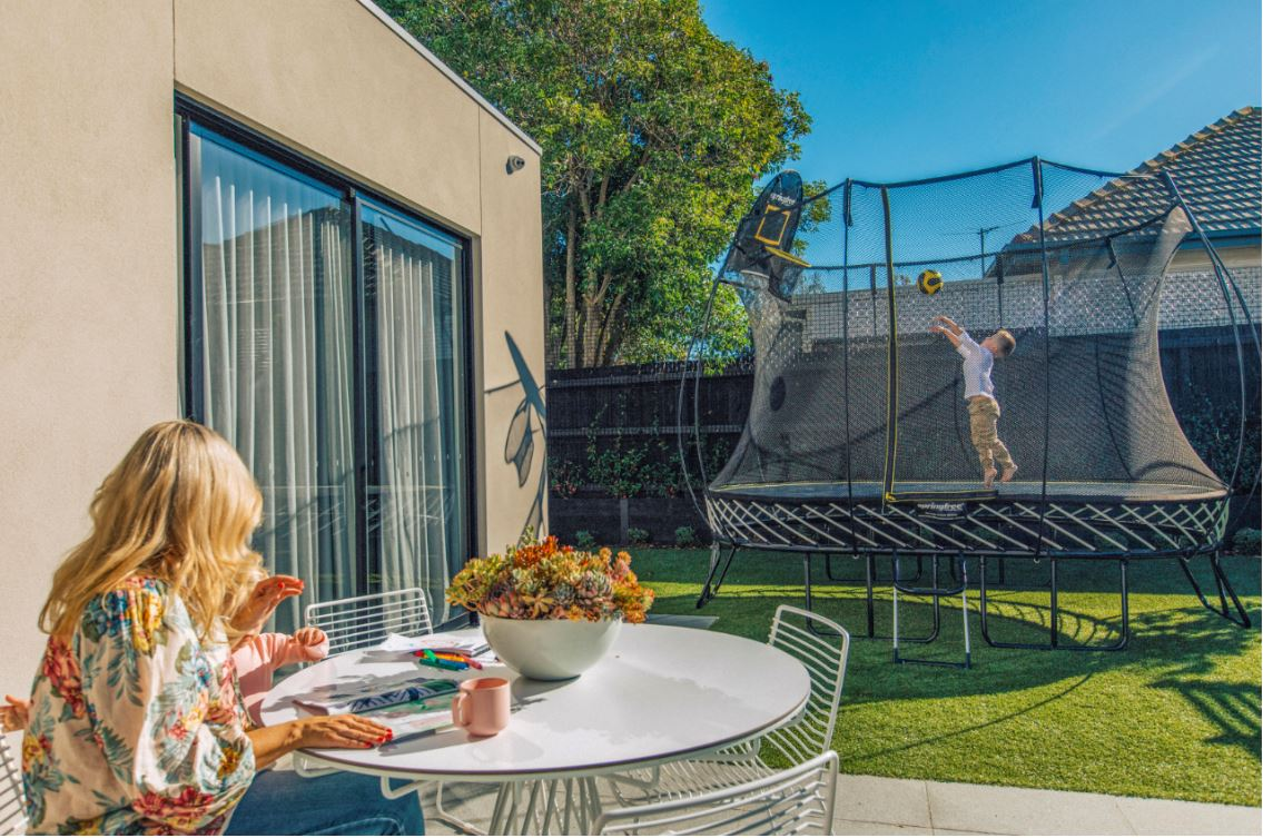 Springfree Trampoline Unveils New TV 'That's Why We Got A Springfree'