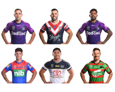 Cameron Smith & Dustin Martin Named NRL & AFL's Most Marketable Players