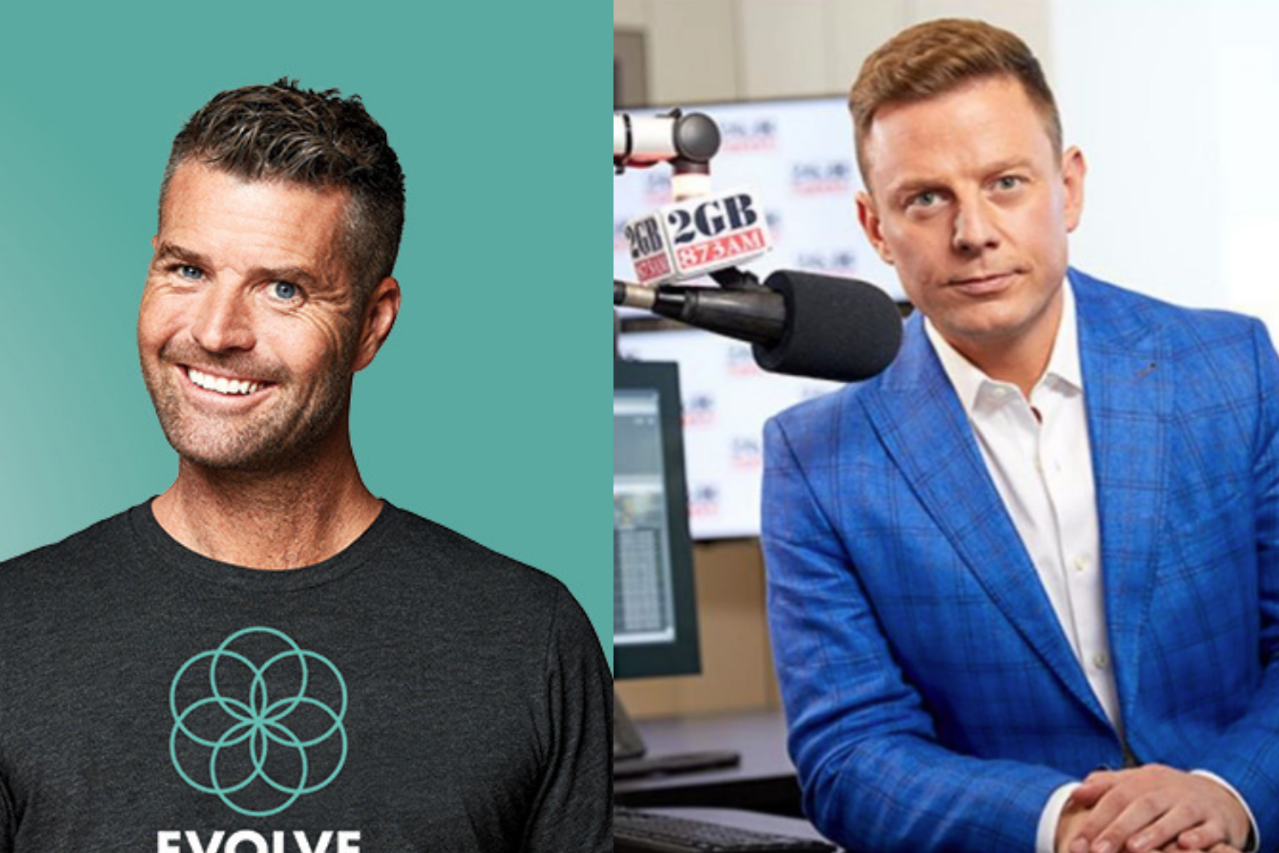 """An """"Intellectual Thickshake"""": Ben Fordham Rips On Pete Evans, As Pete Viciously Fires Back"""