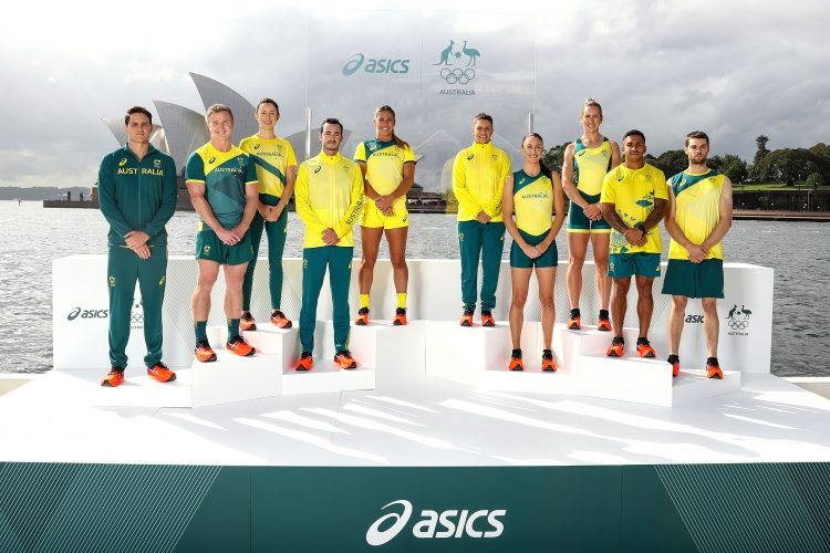 Asics Reveals Aussie Team Uniforms For Tokyo Olympics - B&T